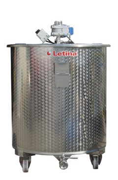 Letina Mixer Tanks (M Series)